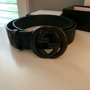 Men's 90cm Gucci Belt